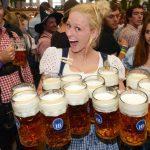 La fiesta alemana de la cerveza: Oktoberfest