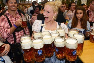 Oktoberfest, La fiesta alemana de la cerveza
