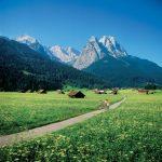 Los Alpes de Alemania