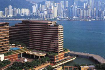 hoteles en hong kong