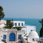 Sidi Bou Said, una sinfonía en blanco y azul