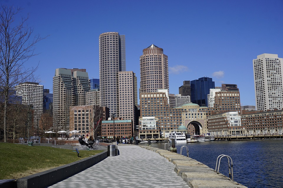 Boston ciudad