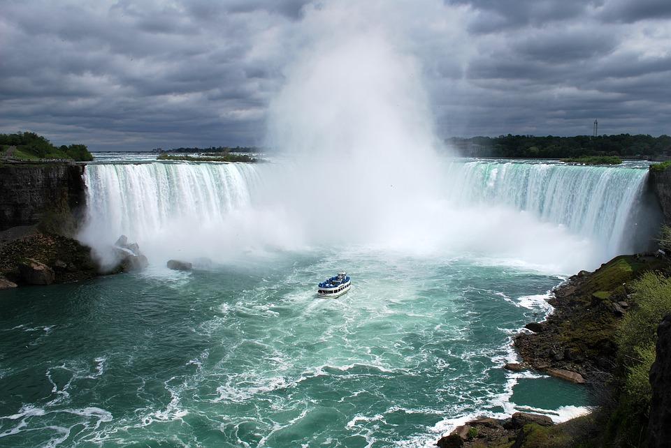 Cataratas del Niagara hoy