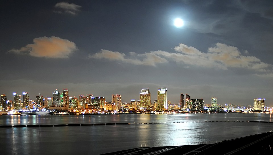 San Diego California hoy