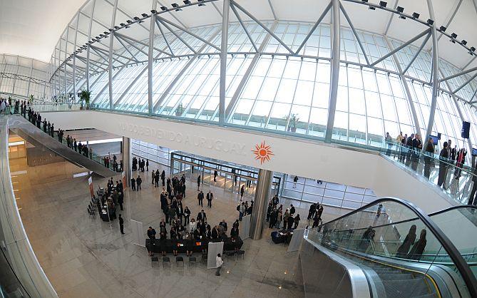 Aeropuerto de Uruguay