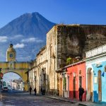 Conoce la ciudad colonial de Antigua, en Guatemala