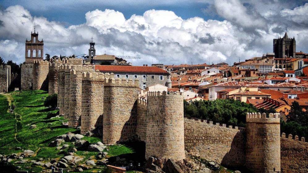 Turismo en España Ávila