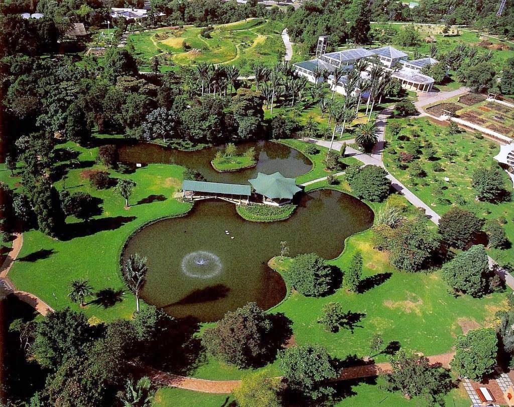 Jardín Botánico colombia