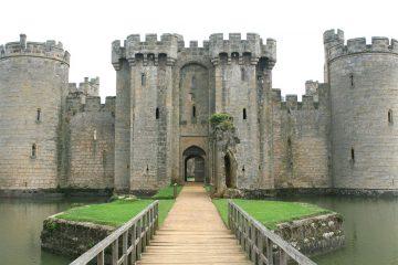 Castillos de Reino Unido