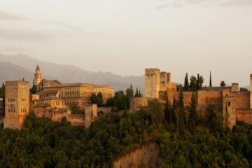 Viajar a Granada