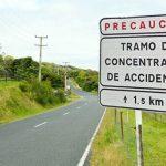 Itsak propone mantener la precaución al rebasar los Tramos de Concentración de Accidentes