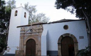 Iglesia de la Virgen de Regla en Pájara