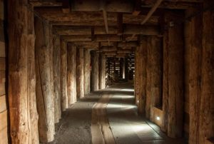as Minas de sal de Wieliczka