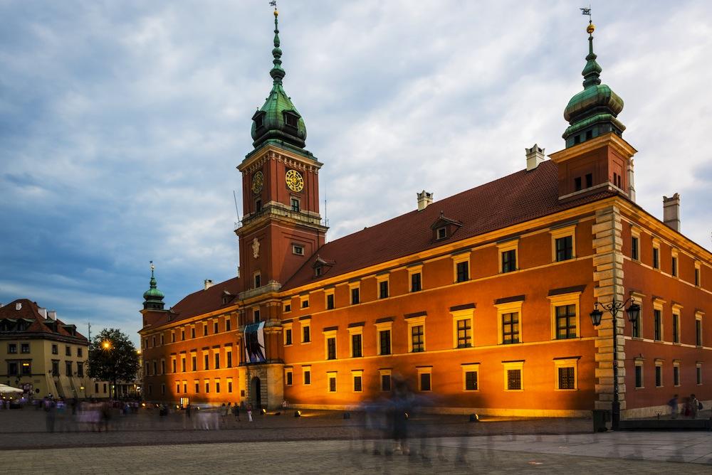 Qué ver en Varsovia