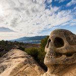 Ruta de las caras, el arte de la piedra