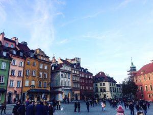 Varsovia en Polonia