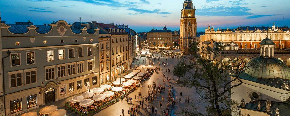 Ciudad de Polonia