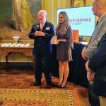 El presidente de la Compañía Loro Parque recibe el premio 'Champion of Conservation' de American Humane