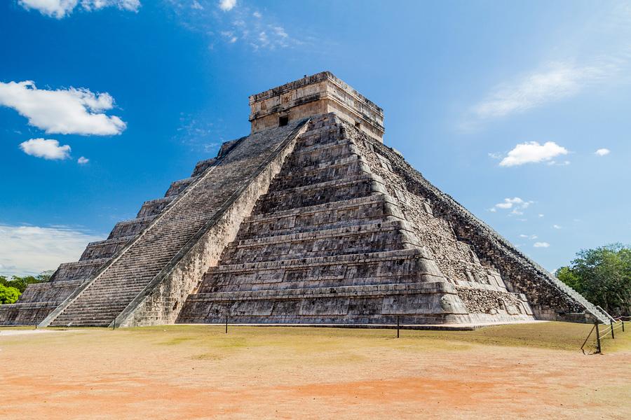 cuáles son las pirámides mexicanas