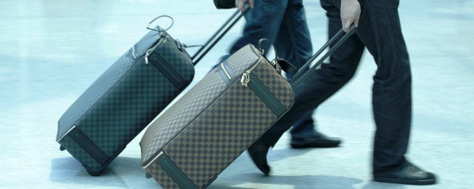 maleta para ir a una graduación