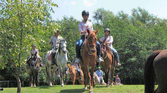 paseos a caballo en México