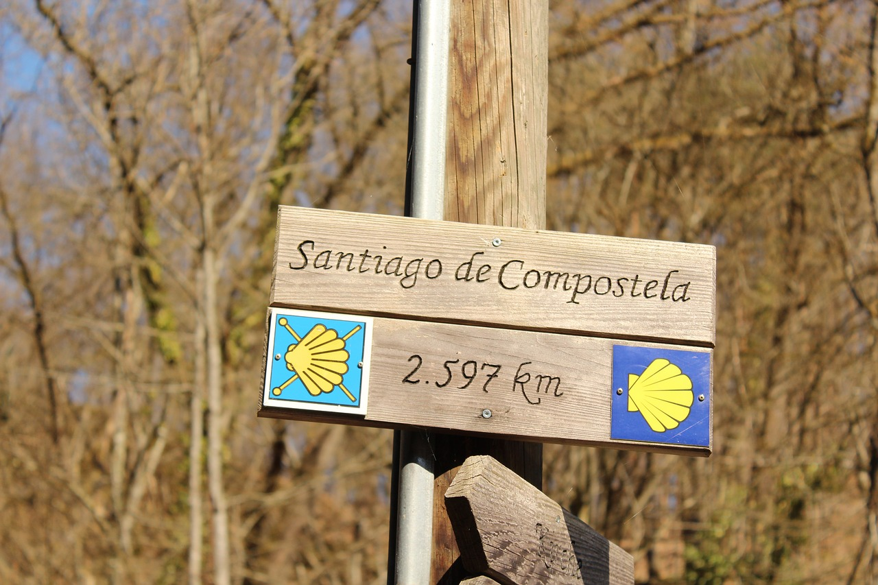 Camino de Santiago desde Madrid
