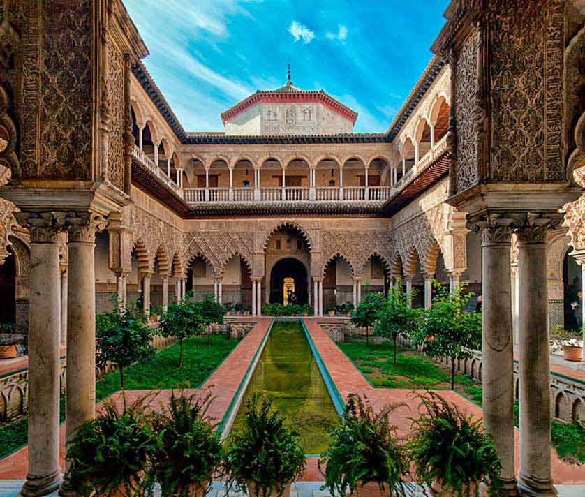 lugares para visitar en Sevilla