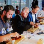 El chef Javier Alonso, jurado de las dos últimas ediciones del Concurso Internacional de Pinchos Medievales