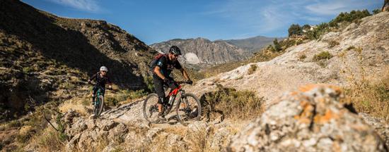 Andalucía en Bicicleta