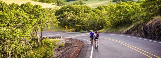 Rutas en bicicletas por Andalucía