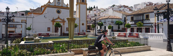 Tour bicicleta Andalucía
