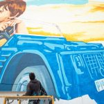 OK Mobility rinde un homenaje internacional a Mallorca a través del arte urbano